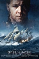 Master and Commander-Poster design by Art Machine a Trailer Park Company
