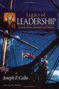 Legacy of Leadership: Lessons from Admiral Lord Nelson